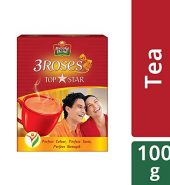 3 Roses Tea Powder – 100 GM