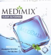 Medimix Clear Glycerine Soap (Blue) – 75 GM