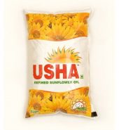 Usha Sunflower Oil – 1 LTR