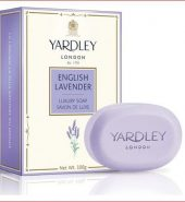 Yardley Lavender Soap – 100 GM – Buy 3 get 1 Free