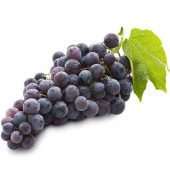 Black Grapes (Panner) – 1Kg