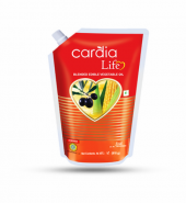 Cardia Life Fit Refined Oil – 1 LTR