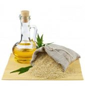 Cold (wood) Pressed Sesame oil