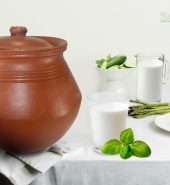 Handmade Clay Pot (4L)
