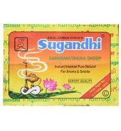 Suganthi Sambrani Dhoop – 1 Pack